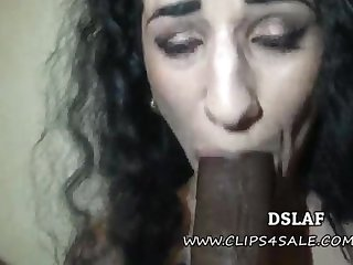 French Superhead Arabelle Raphael Multiracial Calumnious Head With Facial Cumshot- DSLAF